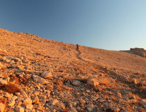 Bergbesteigung Tahtali